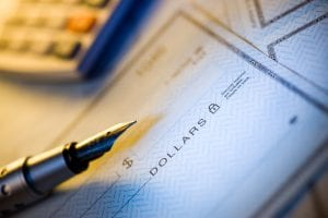Writing Checks for Mortgage; Orange County Foreclosure Attorney
