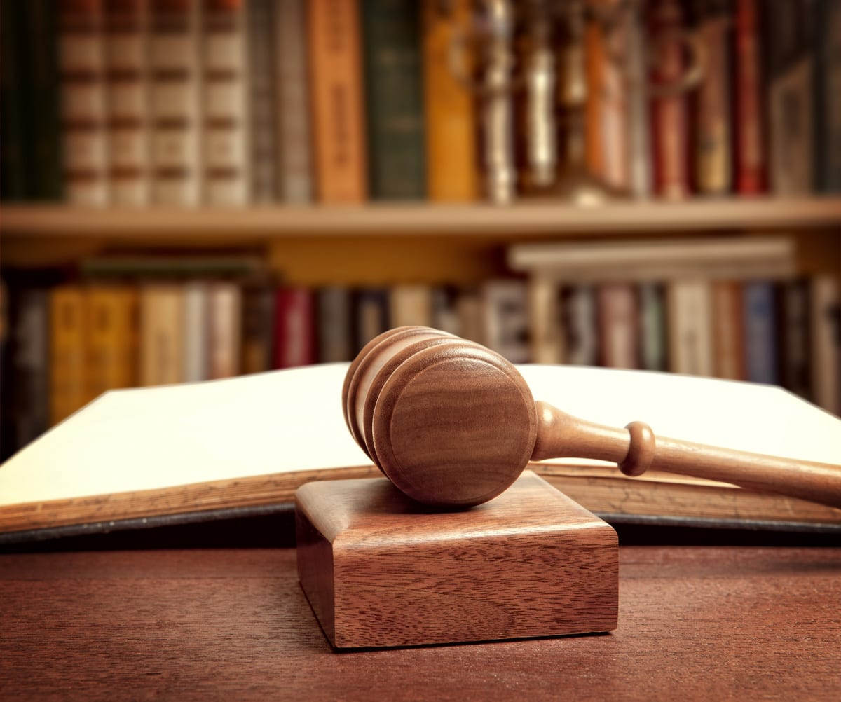 Oaktree Law - Gavel & Book; Los Angeles Bankruptcy